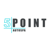 A digital marketing agency which helped 5 point auto spa with their websites