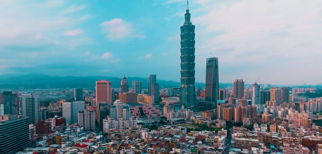 Multimedia production agency taiwan skyline